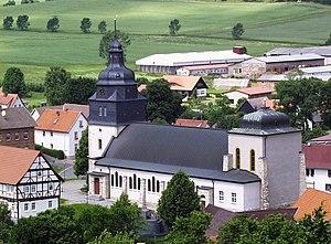 Bischofferode - Church Maria Geburt (2003)