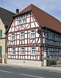 Bischofsheim altes Rathaus 20110505