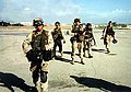 Black Hawk Down Rangers return to base after mission.jpg