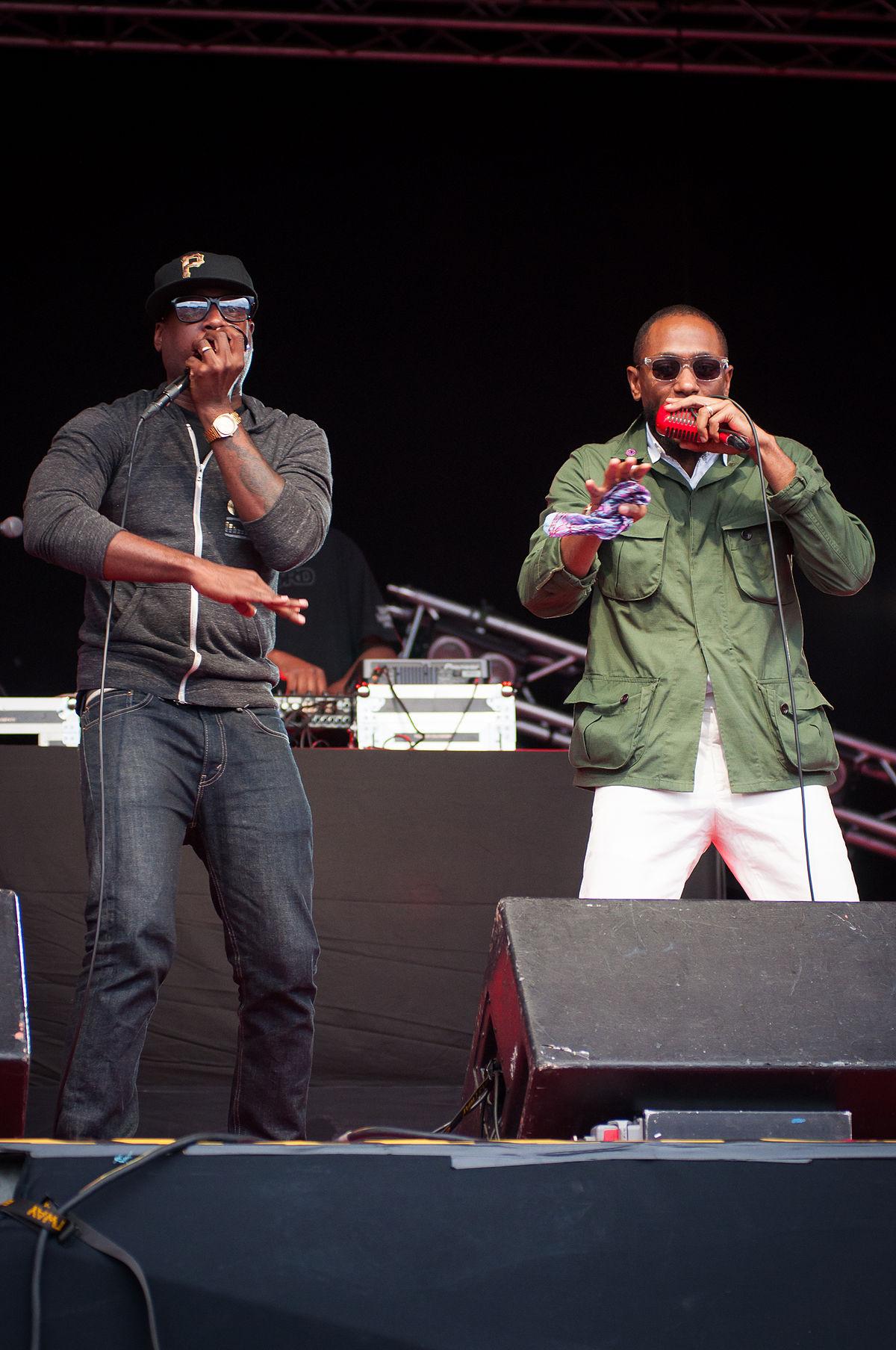 Black Star (rap duo) - Wikipedia