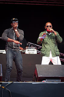 Black Star (rap duo) American hip hop group