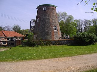 Blakeney Windmill grade II listed windmill in the United kingdom