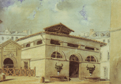 École des Hospitalières Saint-Gervais