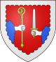 Coat of arms of Augšluāra