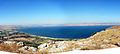 Blick vom Arbel-Kliff auf den See Genezareth (4212287505).jpg