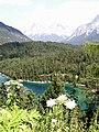 Blindsee, Zugspitze - panoramio.jpg