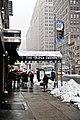 Blizzard Day in NYC (4391414895).jpg