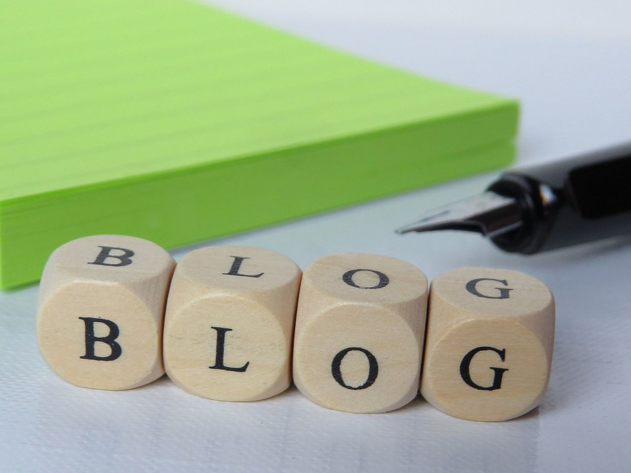 Do you want to blog?