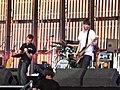 Blur Concert Hyde Park 3 July 2009 (03).jpg
