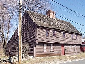 Boardman House (Saugus, Massachusetts) - The Boardman House, Saugus, Massachusetts
