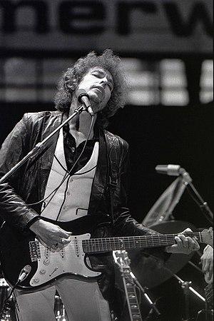 Bob Dylan World Tour 1978 - Image: Bob Dylan 1978