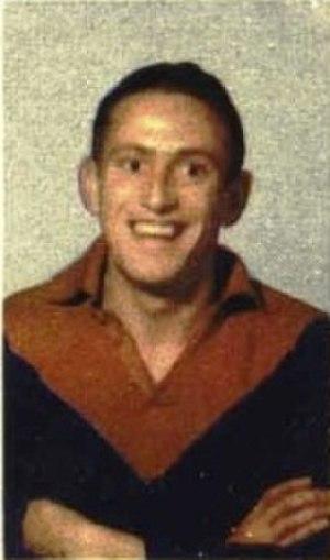 Bob McKenzie (footballer) - Image: Bob Mc Kenzie 1949