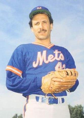 Bob Ojeda - Ojeda in 1986