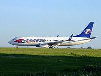 OK-TVF - B738 - Travel Service
