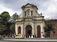 Bogotá, calle 4, iglesia de San Antonio de Padua.JPG