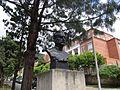 Bogota busto Louis Pasteurcalle 87.JPG