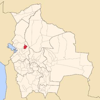Caranavi Province Province in La Paz Department, Bolivia