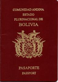 Bolivian Passport Wikipedia