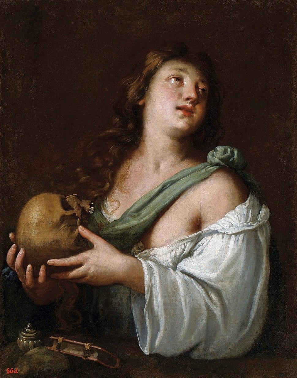 Bologna Penitent Mary Magdalene