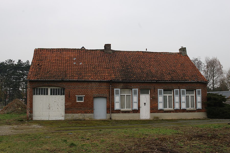 This is a photo of onroerend erfgoed number 2557