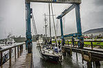 Borka Getting Dry Docked (7315910816).jpg