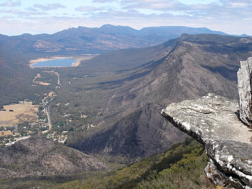 Boroka Lookout - Grampians - panoramio