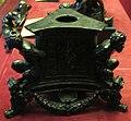 Bottega di desiderio da firenze, base di bruciatore di profumi, 1530-1550 ca. 01.JPG