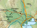 Bottema's reconstructions of the growth of the Thessaloniki Plain.png