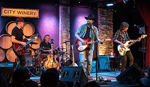 The Bottle Rockets - The Bottle Rockets at City Winery (New York City) January 2016