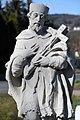 Bozsok, Nepomuki Szent János-szobor 2021 10.jpg
