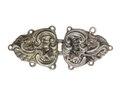 Bröstknäppe i silver, 1700-tal - Hallwylska museet - 110400.tif