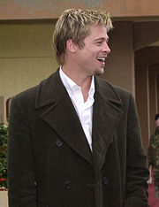Brad Pitt is another often cited example of metrosexuality[citation needed]