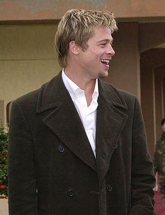 Brad Pitt - Pitt in December 2001