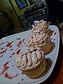 Brain cupcakes, Mummy cupcakes, The Sweet Escape Patisserie, Toronto (4050305602).jpg