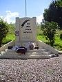 Breilly, monument à la mémoire de la 13e division (1940).jpg