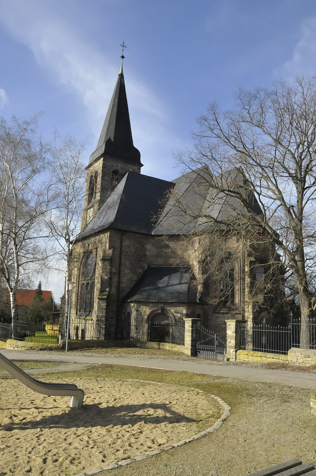 St. Johannes (Bretleben) – Wikipedia