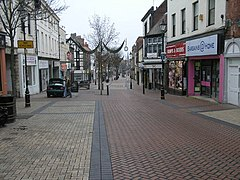 Bridge Street w Worksop