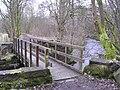 Bridge across Finglen Burn - geograph.org.uk - 109721.jpg