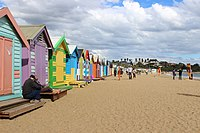 Brighton Beach and Beach Huts, Australia - panoramio (37).jpg