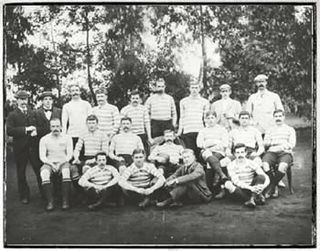 1896 British Lions tour to South Africa