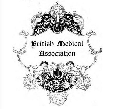British Medical Assoc logo 1897