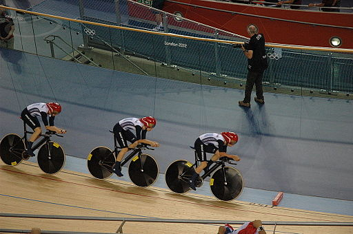 British Team Cycling at the 2012 Summer Olympics – Women's team pursuit