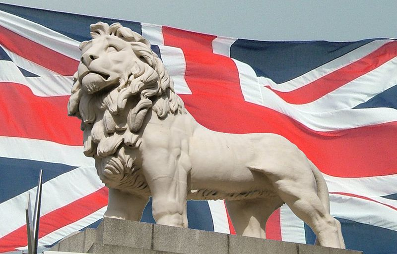 File:British lion and Union flag.jpg