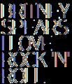 Britney Spears - I Love Rock 'N' Roll Logo.png