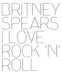 Britney Spears - I Love Rock 'N' Roll Logo.png