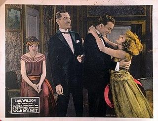 <i>Broad Daylight</i> (film) 1922 film by Irving Cummings