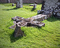 Broken cross, the Rock of Cashel.jpg