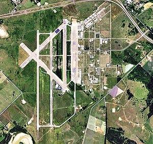 Bryan Air Force Base - 2006 USGS Airphoto