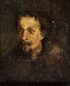 Szymon Buchbinder - Self-portrait (date unknown)