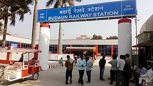 Budaun - Budaun Railway Station